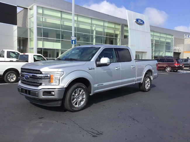 New 2019 Ford F-150 Lariat Truck for sale in Pine Bluff, AR
