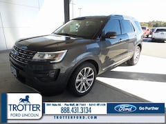 Certified Pre-Owned 2016 Ford Explorer Limited SUV for sale in Pine Bluff, AR