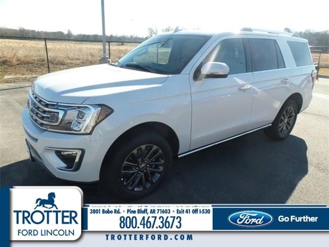 New 2019 Ford Expedition Limited SUV for sale in Pine Bluff, AR