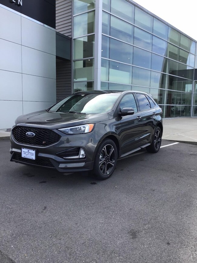 New 2019 Ford Edge ST Crossover for sale in Pine Bluff, AR