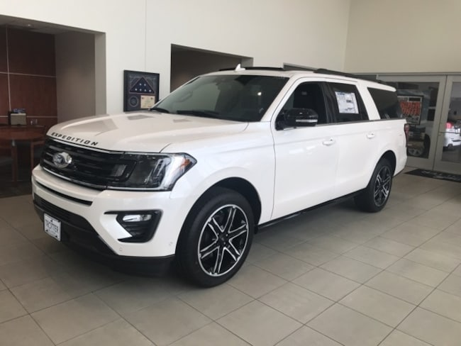 New 2019 Ford Expedition Max Limited SUV for sale in Pine Bluff, AR