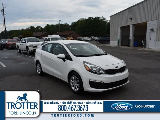 0f801041d Used 2017 Kia Rio For Sale in Pine Bluff AR | VIN: KNADM4A34H6026435