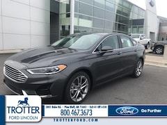 2019 Ford Fusion SEL Sedan for sale in Pine Bluff