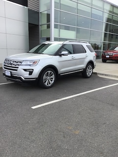 2018 Ford Explorer Limited SUV for sale in Pine Bluff