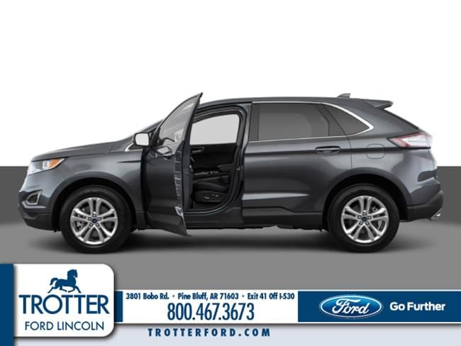 New 2018 Ford Edge Titanium Crossover for sale in Pine Bluff, AR