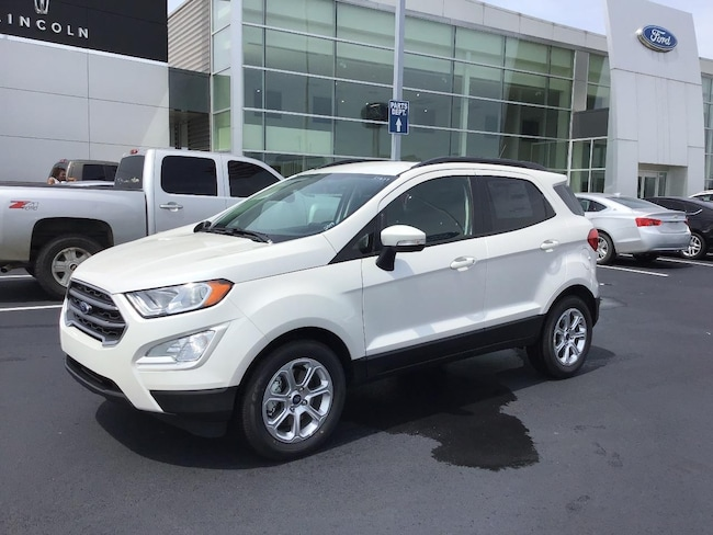 New 2019 Ford EcoSport SE Sport Utility for sale in Pine Bluff, AR