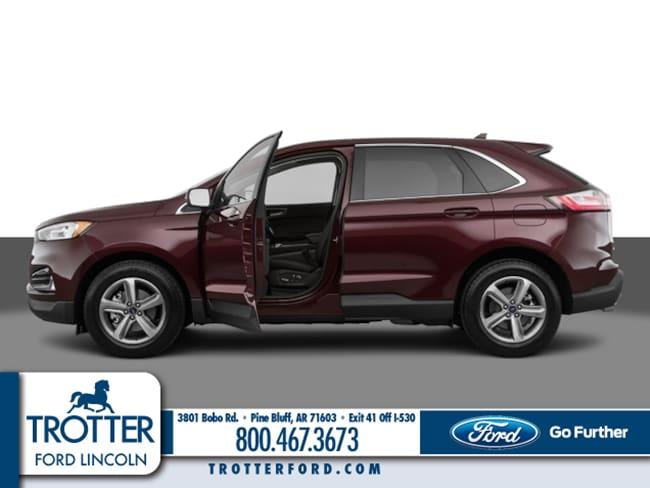 New 2019 Ford Edge SEL Crossover for sale in Pine Bluff, AR