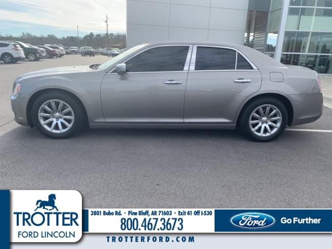 Pre-Owned 2014 Chrysler 300 Base Car for sale in Pine Bluff, AR