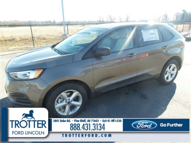 New 2019 Ford Edge SE SUV for sale in Pine Bluff, AR