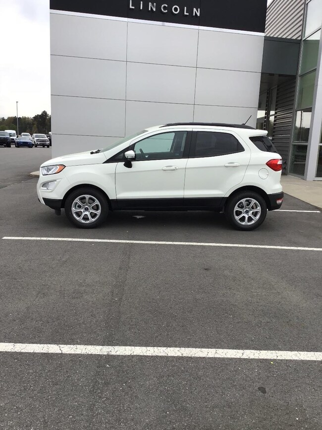 New 2019 Ford EcoSport SE Crossover for sale in Pine Bluff, AR
