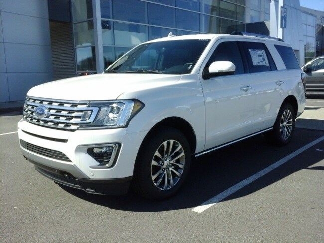 New 2018 Ford Expedition Limited SUV for sale in Pine Bluff, AR
