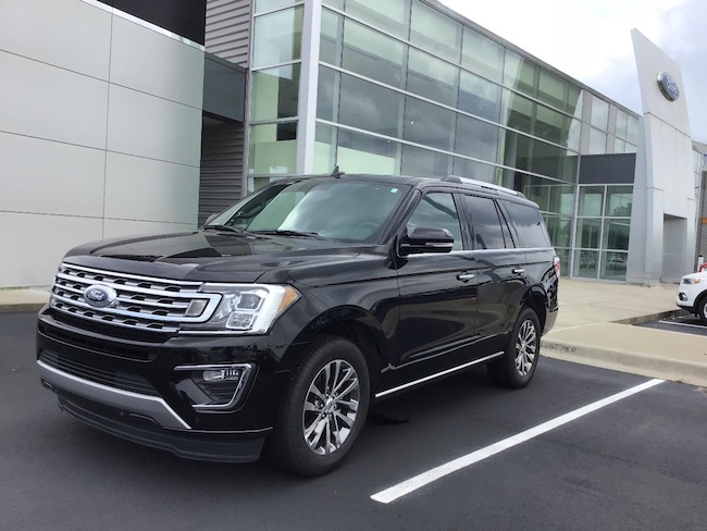 Pre-Owned 2018 Ford Expedition Limited Sport Utility for sale in Pine Bluff, AR