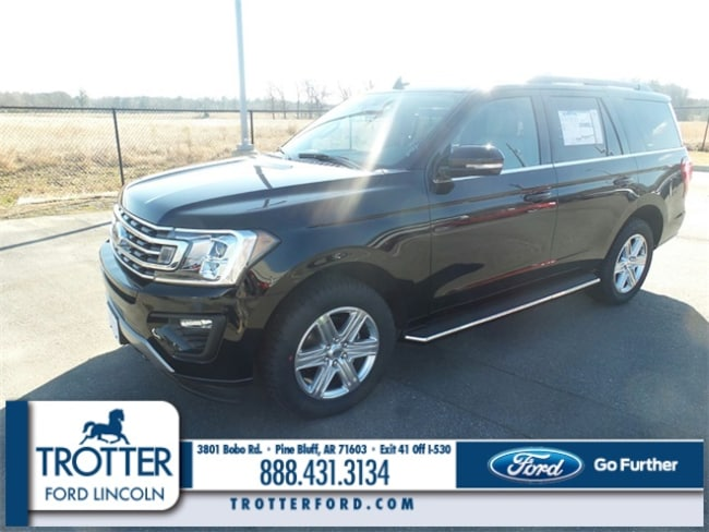 New 2019 Ford Expedition XLT SUV for sale in Pine Bluff, AR