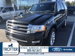 Certified Pre-Owned 2015 Ford Expedition Limited Sport Utility for sale in Pine Bluff, AR