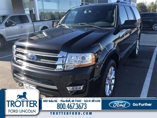 Pre-Owned 2015 Ford Expedition Limited Sport Utility for sale in Pine Bluff, AR