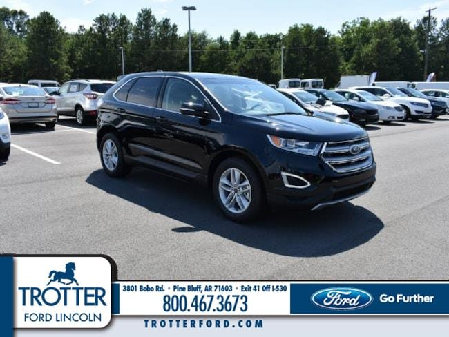 New 2018 Ford Edge SEL Crossover for sale in Pine Bluff, AR