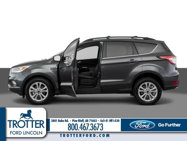 New 2019 Ford Escape SEL SUV for sale in Pine Bluff, AR