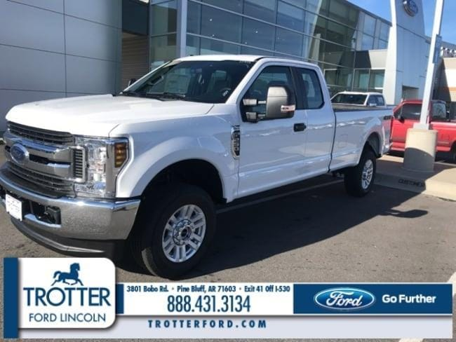 New 2019 Ford F-250 XL Truck for sale in Pine Bluff, AR