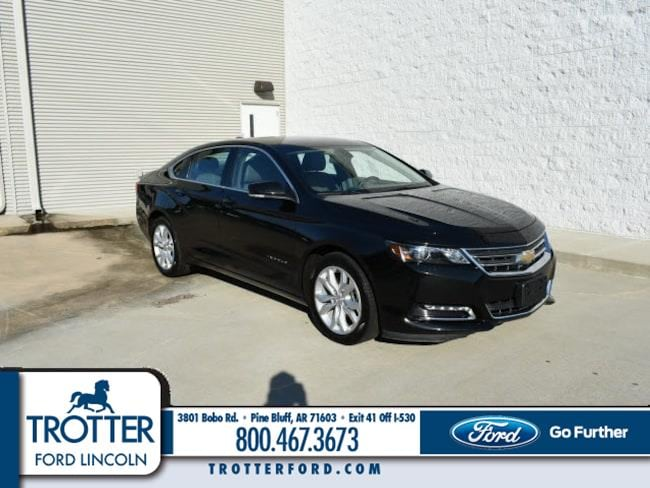 Pre-Owned 2018 Chevrolet Impala LT Car for sale in Pine Bluff, AR