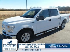 Certified Pre-Owned 2017 Ford F-150 XLT XL 2WD SUPERCREW 5.5 BOX for sale in Pine Bluff, AR