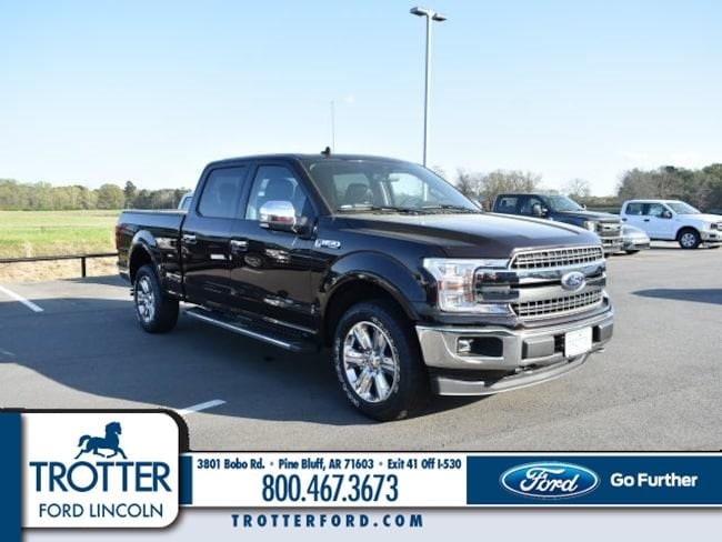 New 2018 Ford F-150 Lariat Truck for sale in Pine Bluff, AR