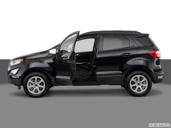 New 2018 Ford EcoSport SE Crossover for sale in Pine Bluff, AR