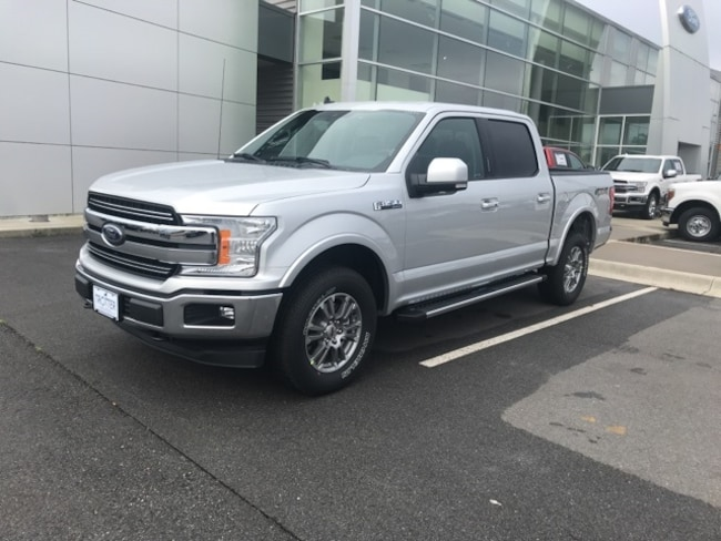 New 2019 Ford F-150 Lariat Truck SuperCrew Cab for sale in Pine Bluff, AR