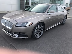New 2019 Lincoln Continental Select Sedan for sale in Pine Bluff, AR