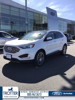 2019 Ford Edge Titanium Crossover for sale in Pine Bluff