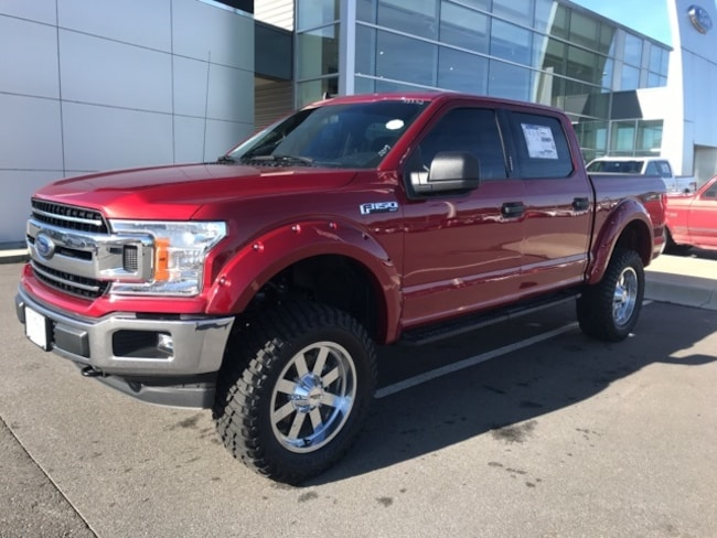 New 2019 Ford F-150 XLT Truck SuperCrew Cab for sale in Pine Bluff, AR