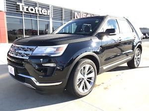2018 Ford Explorer Limited 4x4