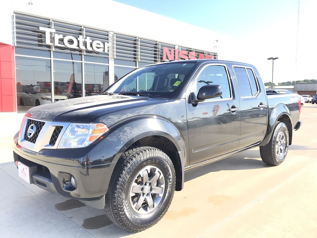 2018 Nissan Frontier SV 4x4 Crew Cab 4.75 ft. box 125.9 in. WB