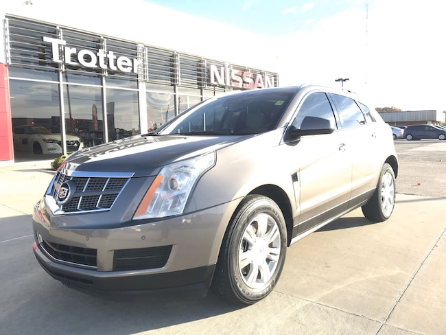 2011 Cadillac SRX Luxury Collection Front-wheel Drive