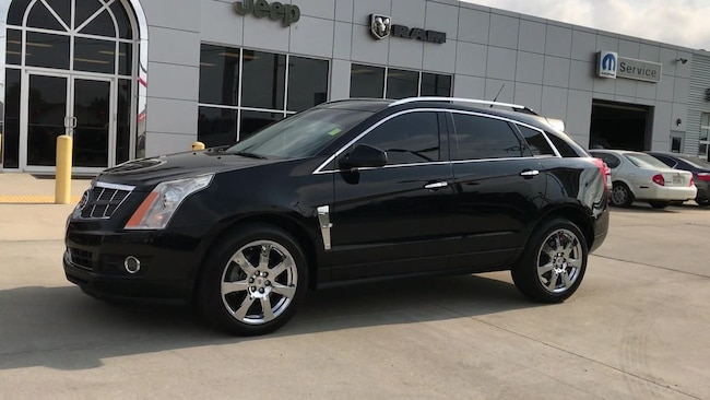 Used 2010 Cadillac Srx For Sale At Trotter Nissan Vin
