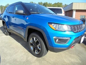2017 Jeep New Compass Trailhawk 4x4