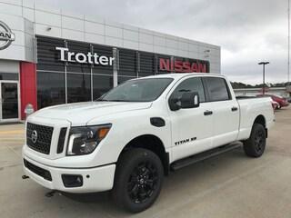 2018 Nissan Titan XD SL Diesel Truck Crew Cab