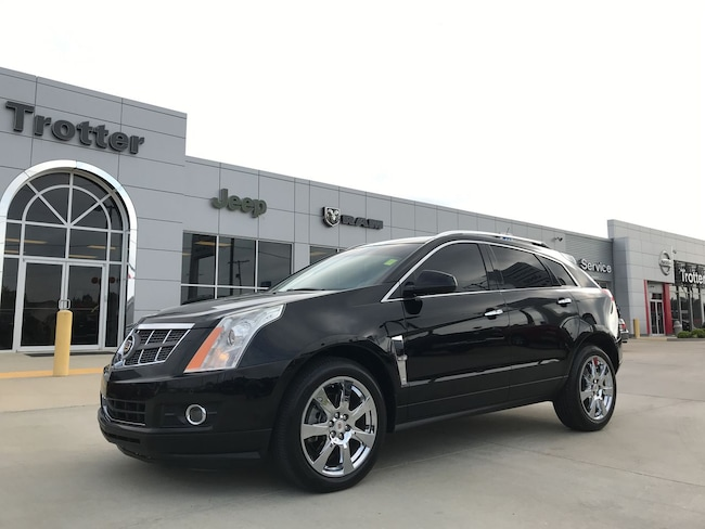 2010 Cadillac SRX Performance Collection Front-wheel Drive