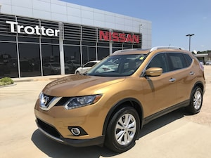 2015 Nissan Rogue SV Front-wheel Drive