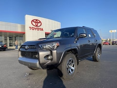 New 2021 Toyota 4Runner TRD Off Road SUV in Pine Bluff, AR