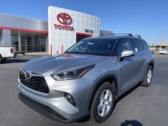 New 2021 Toyota Highlander LE SUV in Pine Bluff, AR
