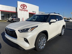 New 2021 Toyota Highlander Limited SUV in Pine Bluff, AR