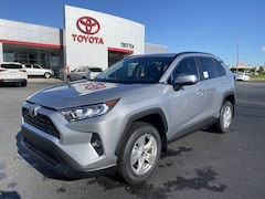 New 2021 Toyota RAV4 XLE SUV in Pine Bluff, AR