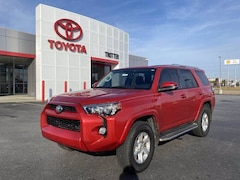 Used 2018 Toyota 4Runner SUV in Pine Bluff, AR
