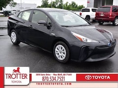 New 2020 Toyota Prius LE Hatchback in Pine Bluff, AR