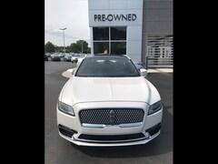 2017 Lincoln Continental Reserve AWD Reserve  Sedan