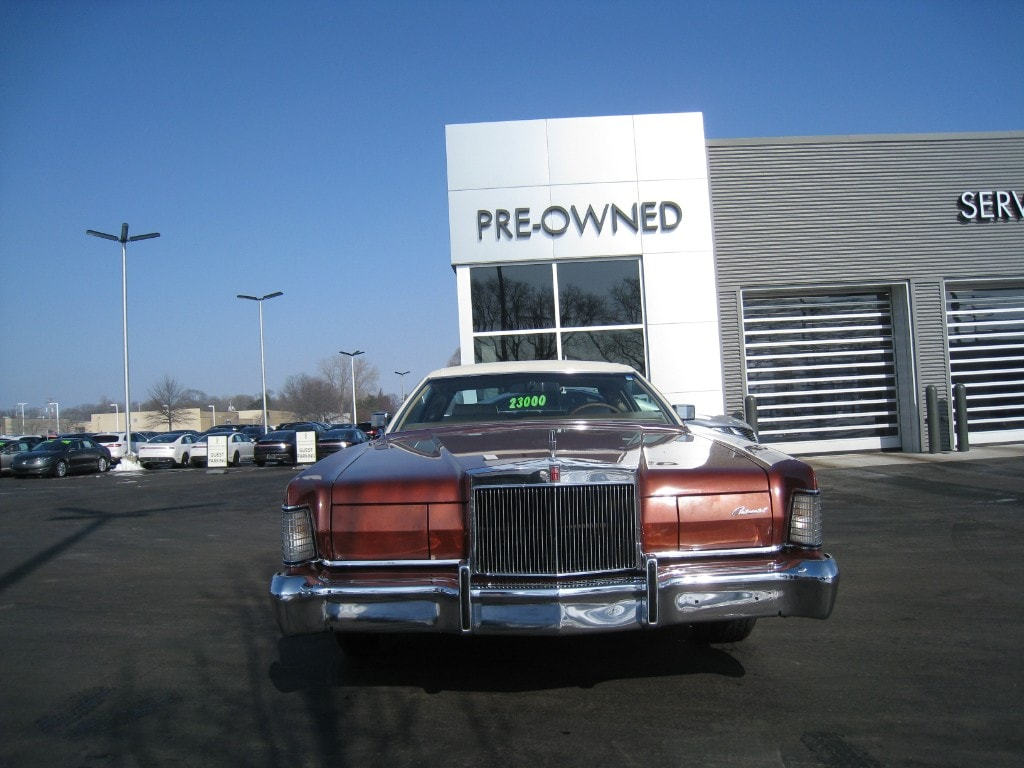 1973 Lincoln Continental Mark IV Other