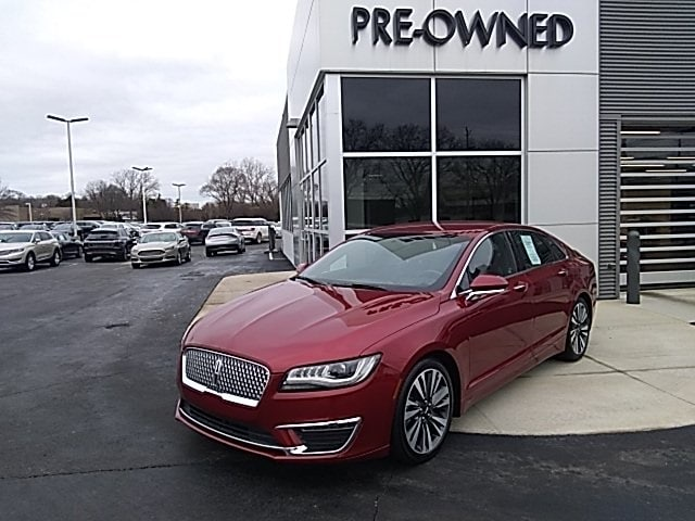 Used Lincoln Mkz Troy Mi