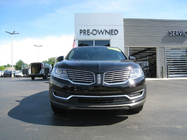 2016 Lincoln MKX Reserve AWD Reserve  SUV