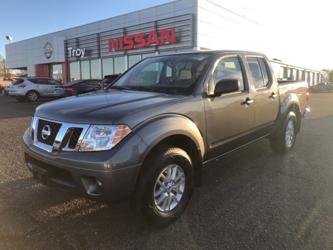 2019 Nissan Frontier SV CC 4x4 Truck Crew Cab