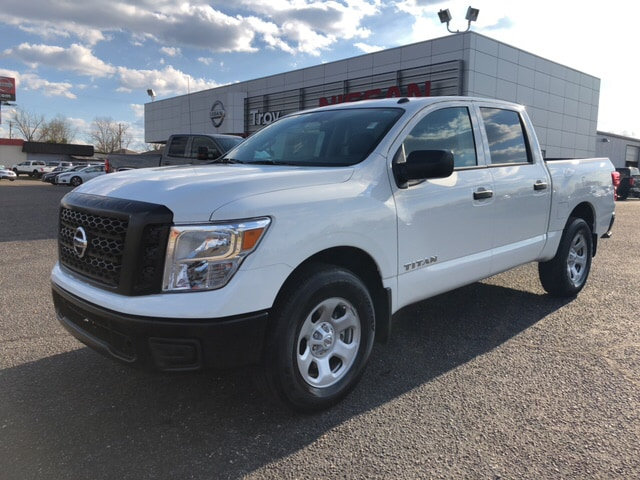 New 2019 Nissan Titan For Sale at Troy Nissan   VIN